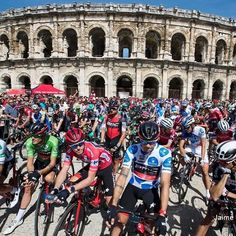 Vuelta a Espana 2017 Stage 2 Nimes credit AFP PHOTO / JAIME REINA