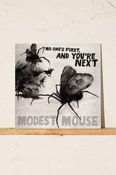 Modest Mouse - No One's First, And You're Next LP+MP3