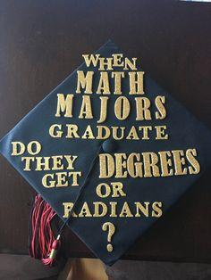 Graduation Cap - Math