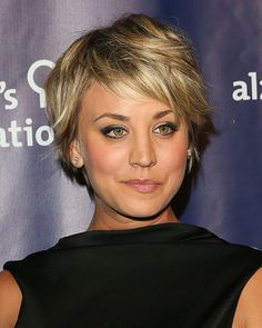 10 times Kaley Cuoco gave us short hair envy - and how to get the looks - Photo 5