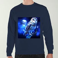 T-Shirts The Moon And The Owl