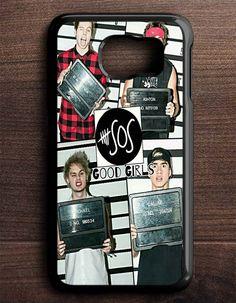 5 Second Of Summer 5 Band Samsung Galaxy S6 Edge   Samsung S6 Edge Case