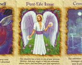 The Angels and Archangels are all around us! This wonderful set of cards helps us to heal all areas of our lives with specific prayers and requests of the the angels according to their specialties. They are especially helpful because they give solutions to problems. Find out what steps you should take in your life today.