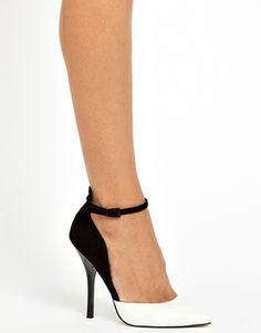 Image 3 ofASOS PARADOX Pointed High Heels