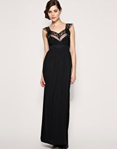 Sexy take on the classic maxi.