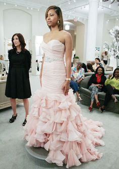 Pink dress #SYTTD #Weddings