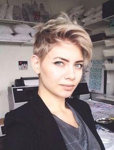 12.Pixie Haircut for Stylish Women