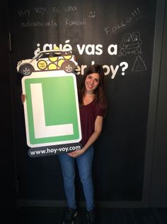 LAURA MARTINEZ!!! #hoyvoy #autoescuela #granollers
