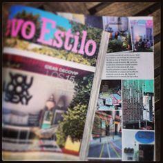 ¡Acabamos de descubrir que salimos en el número de agosto de Nuevo Estilo!