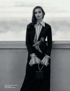 "Dreaming of Dior: ""Twilight"" Luma Grothe for Numero Russia September 2015"