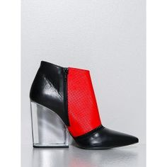 Pointed Heel