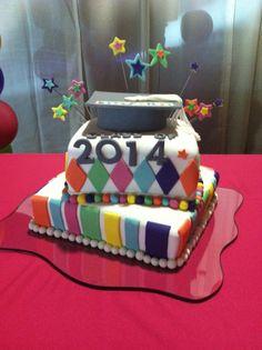 Torta para graduación