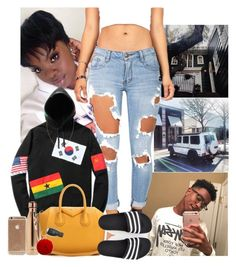 """"" by jemilaa ❤ liked on Polyvore featuring Zephyr, Apple, S'well, Givenchy and Mercedes-Benz"