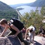 Weekend trip to Breakneck ridge in Hudson Highlands State Park
