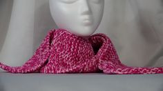 My Little Pony Pinkie Pie Inspired Scarf by savvykrafter on Etsy