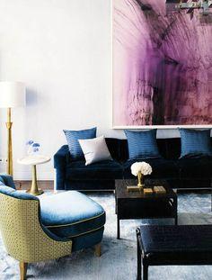 Kelly Wearstler | via High-Impact Design ~ Cityhaüs Design