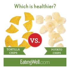 Do healthy chips exist?