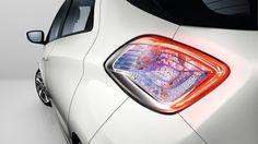 Design Renault ZOE - Lichtsignatur