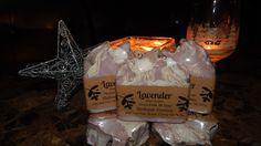 Lavender Shea Butter Silk Soap By Shekinah Essence on Facebook