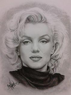 Marilyn monroe pencil portrait drawing illustrated by artist Marilyn Monroe Drawing, Marilyn Monroe Wallpaper, Marilyn Monroe Pop Art, Marilyn Monroe Tattoo, Marilyn Monroe Portrait, Marilyn Monroe Photos, Portrait Au Crayon, Pencil Portrait Drawing, Portrait Art