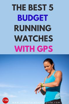 running Pace, heart rate, distance – track it all If you're looking for the best affordable running watches on the market, it helps to pick a wearable that suits your exercise needs first and foremost. There's no point splashing the cash on the best running watch money can buy if you don't use half its features.Check out these great & affordable running watches,best running gear,smart watches,running for beginners,running tips,running watches for women runners