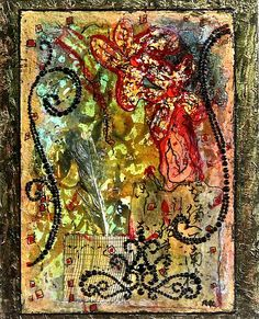 Mardi Gras Mixed Media by Bellesouth Studio - Mardi Gras Fine Art Prints and Posters for Sale fineartamerica.com