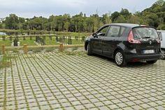 Parking Space, Parking Lot, Car Parking, Garage, Parking Design, Garden Paths, Ecology, Landscape Design, Public