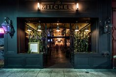 The Mitchell - Happy Hour