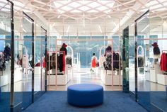 Nasty Gal's first brick-and-mortar store in Melrose.