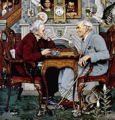 Favorite Norman Rockwell painting