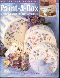 Paint-A-Box - TEREPINTURA - Picasa веб-албуми