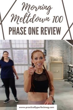 Morning Meltdown 100 by Jericho McMatthews and Beachbody review. #fitness #weightloss #plussize #morningmeltdown100 #fullbodyworkout #athomeworkout #forbeginners #strengthtraining #fatburning #hiit #formen #forwomen #MM100  #beachbodyondemand #athomefitness 100 Workout, Workout Music, Workout Videos, Drop Weight Fast, Lose Weight, Jericho Mcmatthews, Free Diet Plans, Workout Capris, How To Be Likeable