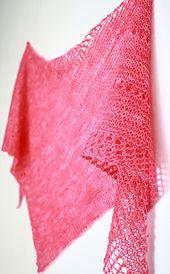 Ravelry: Asterism shawl in DyeForWool Fingering BFL superwash - knitting pattern by Janina Kallio