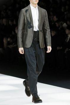 Emporio Armani Men Jackets at Emporio Armani Online Store Emporio Armani, Armani Men, Giorgio Armani, Armani Store, Italian Outfits, Blazers For Men, Jacket Buttons, Blazer Jacket, Menswear