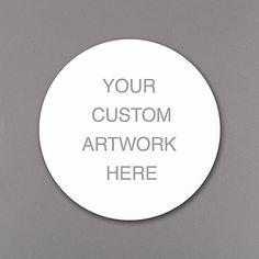 Custom Circle Seal - Medium