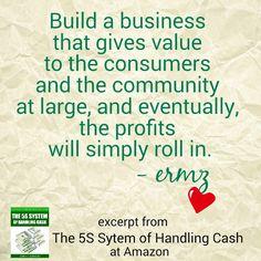 The 5S System of Building Cash @ Amazon Kindle. Building A Business, Amazon Kindle, Finance, Economics