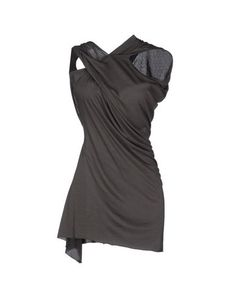 **Another grey item added to my wardrobe #RickOwens twist top in lead **