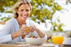Weekly menu of heartburn friendly foods - Week 1