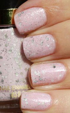 grape fizz nails: Revlon Popular aka Starry Pink Twinsie Tuesday