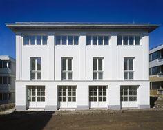 Hans Kollhoff | Viviendas Siedlung Hadersdorf (Mustersiedlung 9=12) | Viena, Austria | 2007 | Foto: Pez Hejduk