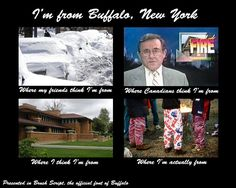I'm from Buffalo, NY. I GREW UP WATCHING THIS NEWS ANCHOR. I LIVED BLOCKS FROM THE FAMOUS FRANK L. WRIGHT HOUSE.