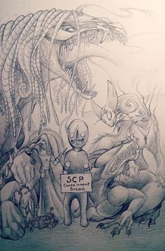 SCP Characters