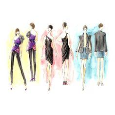 Fashion Design Portfolio, Studio, Studios