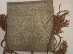 Medieval Textiles :: S-6B image by ClaredeCrecy - Photobucket. Date? Culture?