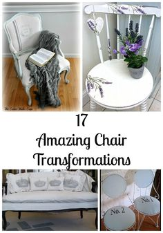 17 Amazing Chair Transformations - The Graphics Fairy