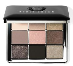 Bobbi Brown Sterling Nights Collection for Holiday 2015 | Bobbi Brown Sterling Nights Eye Palette $75