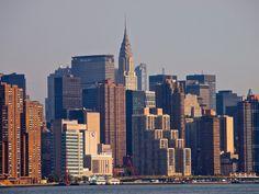 Midtown Eastside NYC from Williamsburg Brooklyn  July 2014
