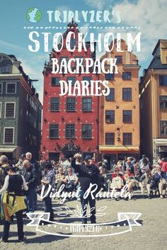 Stockholm Travel Guide  What to see, eat, drink, shop and stay in Stockholm