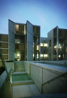 Salk Institute, Louis Kahn