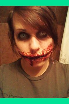 Halloween Scary Makeup | Alissa F.'s Photo | Beautylish